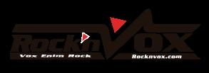 Rocknvox | Noticias del  Rock y Metal logo