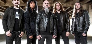 imagen de Escucha el nuevo sencillo de Anthrax