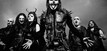 imagen de Cradle of Filth- Detalles de su nuevo album para este año