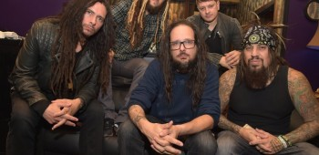 imagen de Korn | Lanzamiento del video de 'Black Is The Soul'