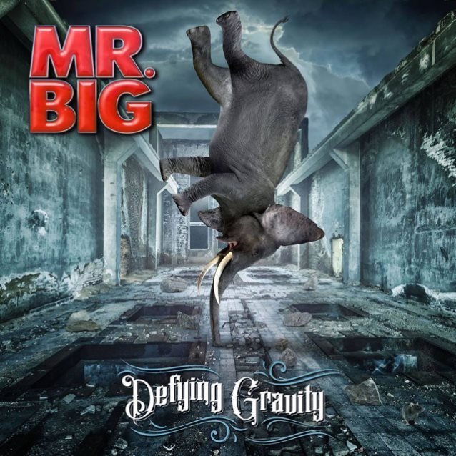 caratula mr big defying in gravity