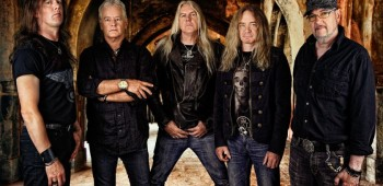 imagen de Thunderbolt nuevo album de Saxon para Enero