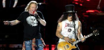 imagen de Guns N' Roses Cancela visita a Jerusalén por ataque terrorista