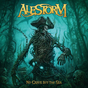 review de Alestorm | No Grave But the Sea