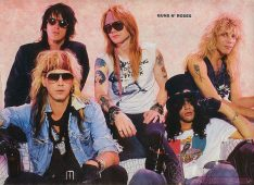 imagen de Apetito de Nostalgia, 30 años de Appetite For Destruction de Guns and roses