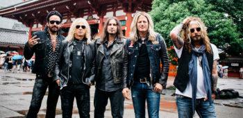 """imagen de """"Dead Daisies"""" El nuevo Hard Rock Supergroup visita Chile."""