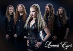 imagen de Leaves' Eyes nos presenta su nuevo single con video oficial para «The Last Viking»