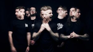 "imagen de Bury Tomorrow  anuncia gira llamada ""The Stage Invasion Tour"""