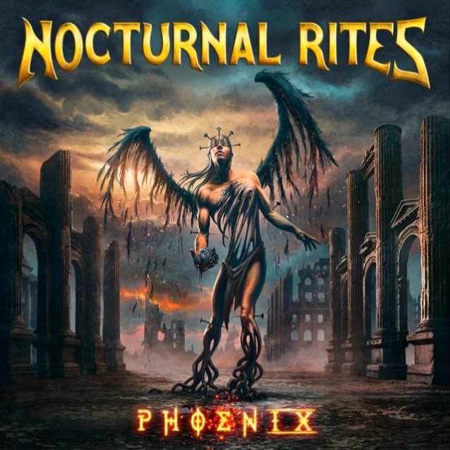 nocturnal rites phoenix album