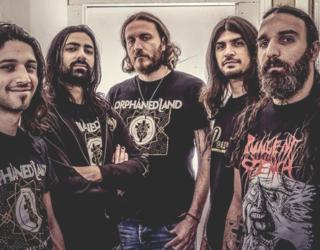 imagen de Unsung Prophets y Dead Messiahs nuevo álbum de Orphaned Land.