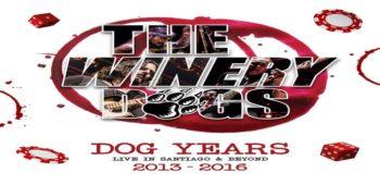 imagen de Mira el adelanto del nuevo DVD de The Winery Dogs