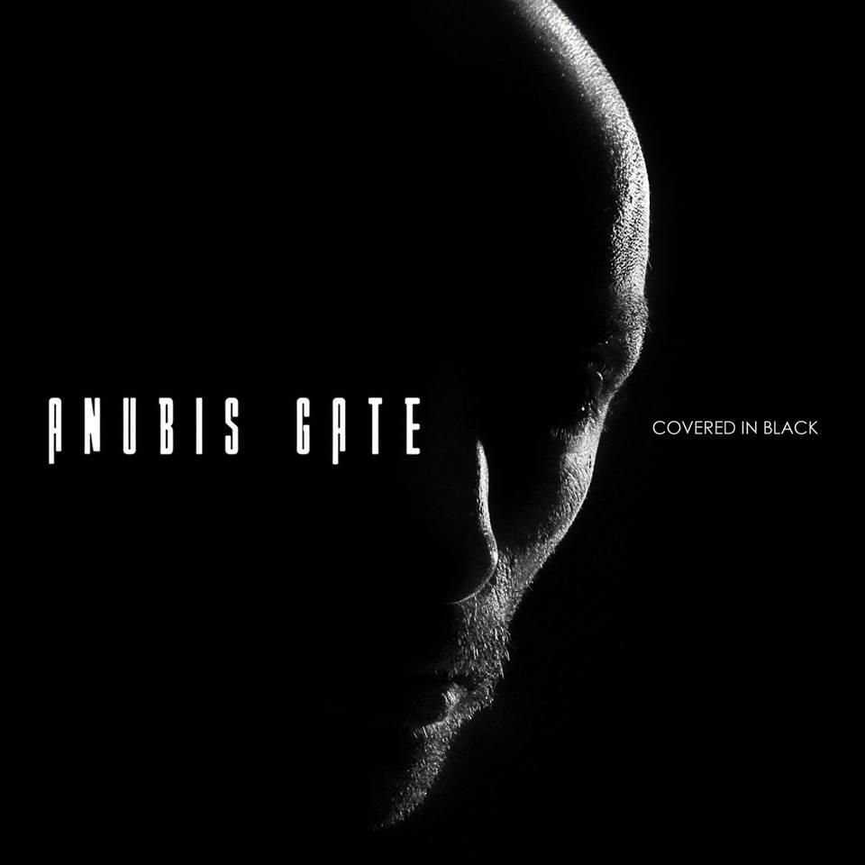 Anubis Gate covered in black