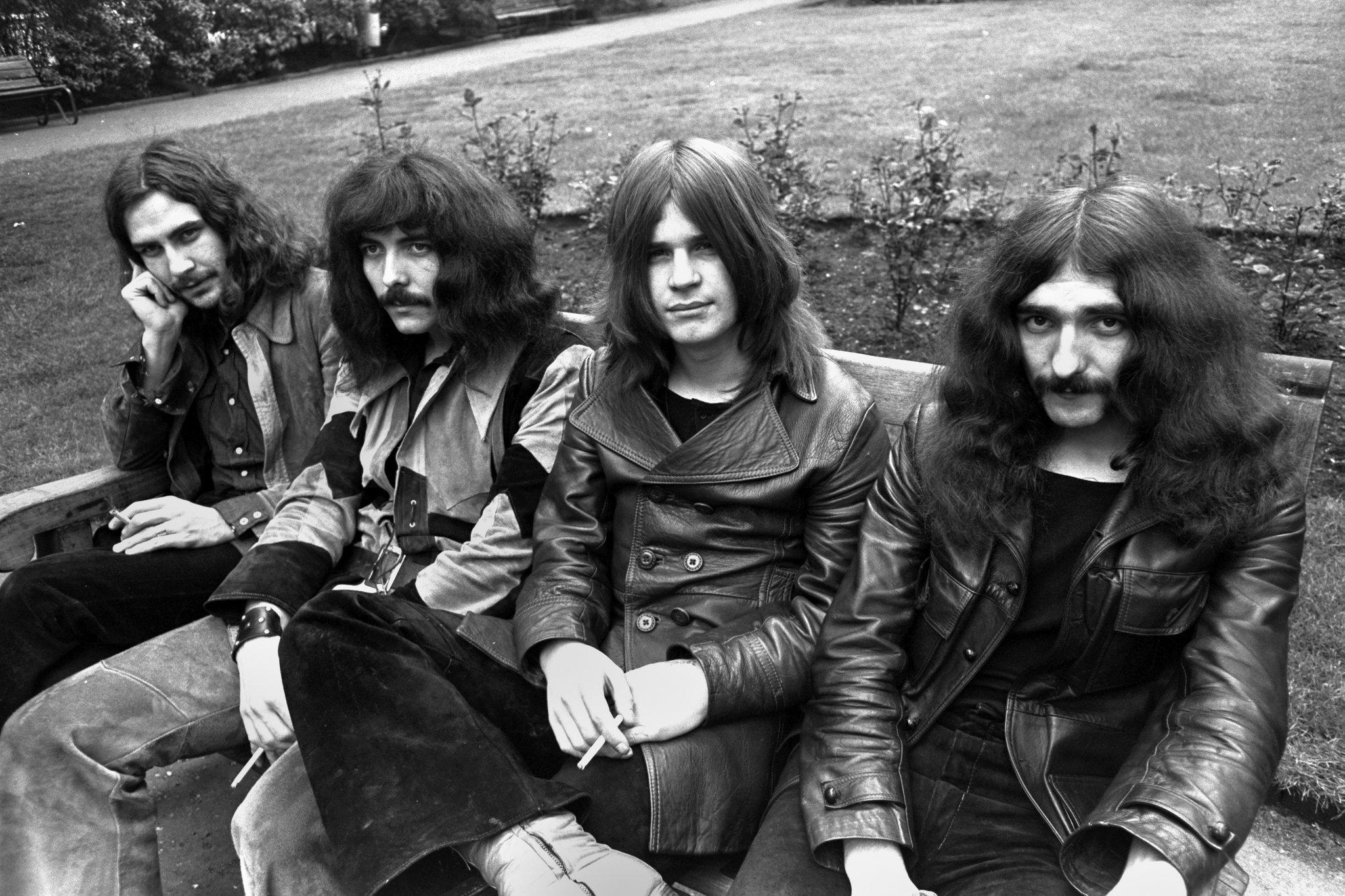 Black Sabbath Miembros