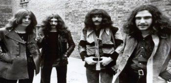 imagen de 40 años cumple Never Say Die! de Black Sabbath