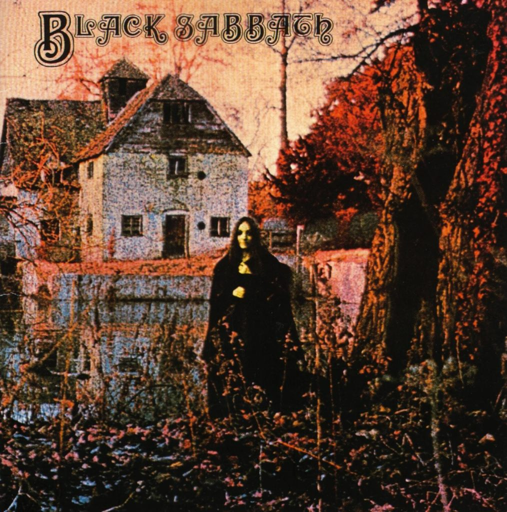 Black Sabbath Debut Album Sawmill