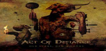 imagen de Act of Defiance anuncia nuevo álbum para Septiembre