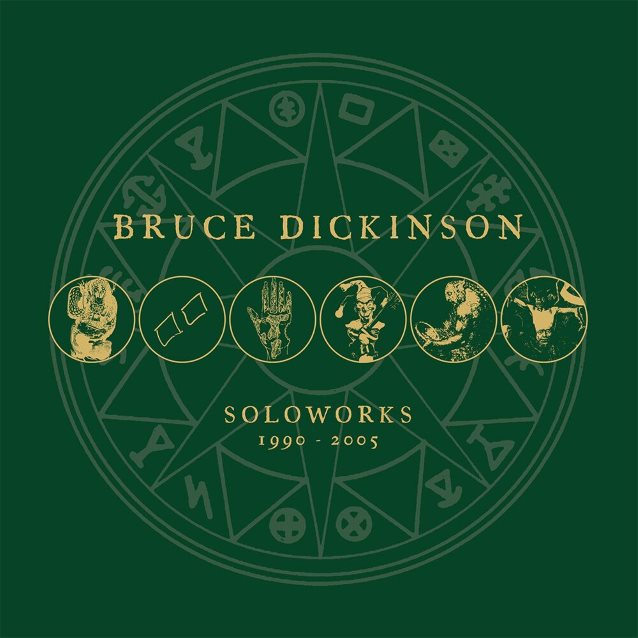 Bruce Dickinson Soloworks