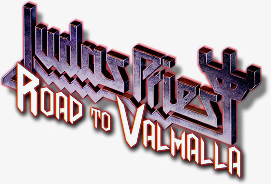 Logo Judas Priest Road To Valhalla
