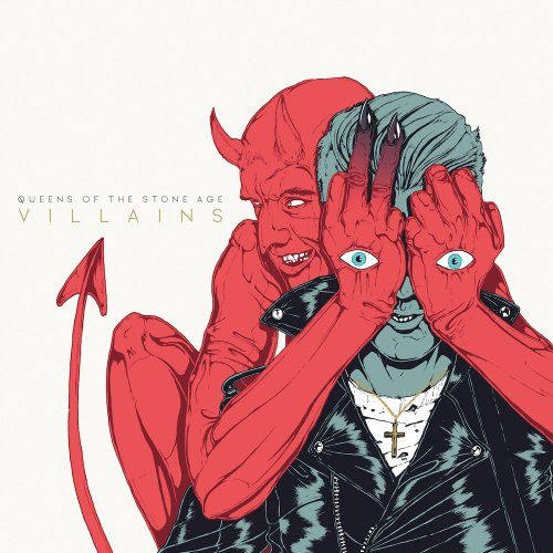 Queen of the Stone Age caratula villains