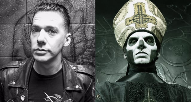 Tobias forge papa ghost unmask