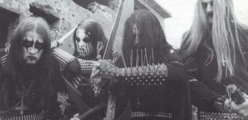 """imagen de Gorgoroth – Detalles de la re edición de su álbum """"Under The Sign Of Hell"""""""