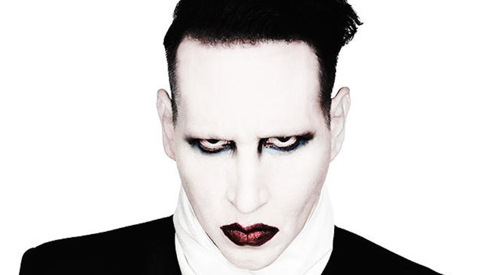 Marilyn Manson Billboard 650