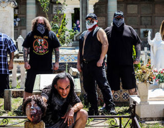 imagen de BRUJERIA y su tour PowerFlow por Estados Unidos, presentación completa del día de ayer en Sacramento California.