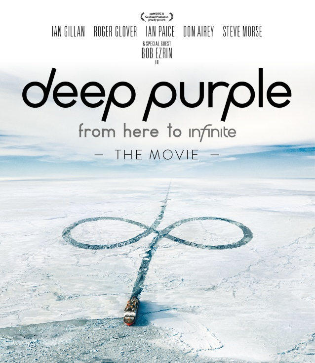 Deep Purple Documentary Poster