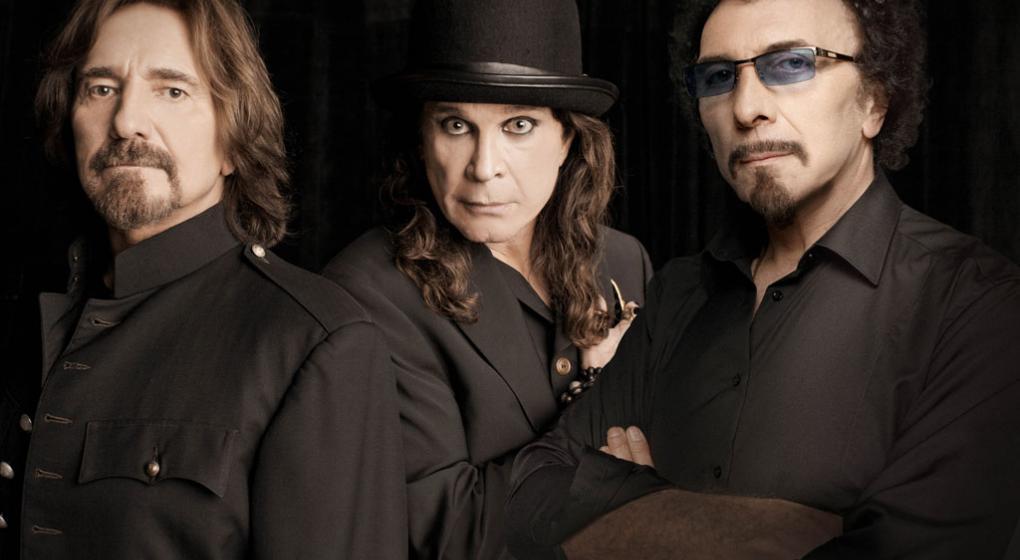 Imagen de la banda Black Sabbath