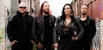 imagen de Anette Olzon y su nuevo proyecto musical THE DARK ELEMENT.