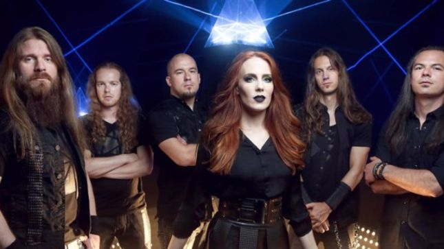 57ea0807 Epica Three New Songs Available For Instant Download With Pre Order Of The Holographic Principle Image
