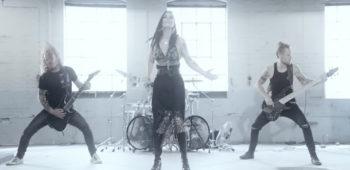 imagen de THE DARK ELEMENT, la banda de Anette Olzon publica nuevo vídeo