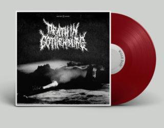 imagen de DEATH IN GOTHENBURG , un LP de historia y música .
