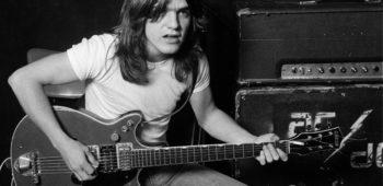 imagen de El 28 de noviembre sera el funeral del legendario Malcolm Young co fundador de la banda AC/DC.