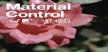 """imagen de """"MATERIAL CONTROL"""", LO NUEVO DE GLASSJAW."""