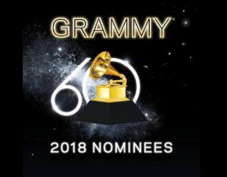 imagen de GRAMMY AWARD 2018, REVISA ALGUNOS DE LOS NOMINADOS EN LAS CATEGORÍAS DE ROCK Y METAL.