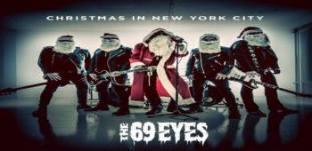 """imagen de THE 69 EYES Lanzar nuevo single vídeo para """"CHRISTMAS IN NEW YORK CITY"""""""