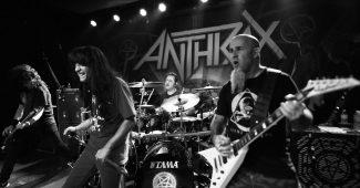 """imagen de ANTHRAX lanzará DVD en vivo de """"Kings Among Scotland""""."""