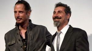imagen de Serj Tankian habla sobre su fallecido amigo Chris Cornell.