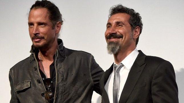 Chris Cornell Serj Tankian