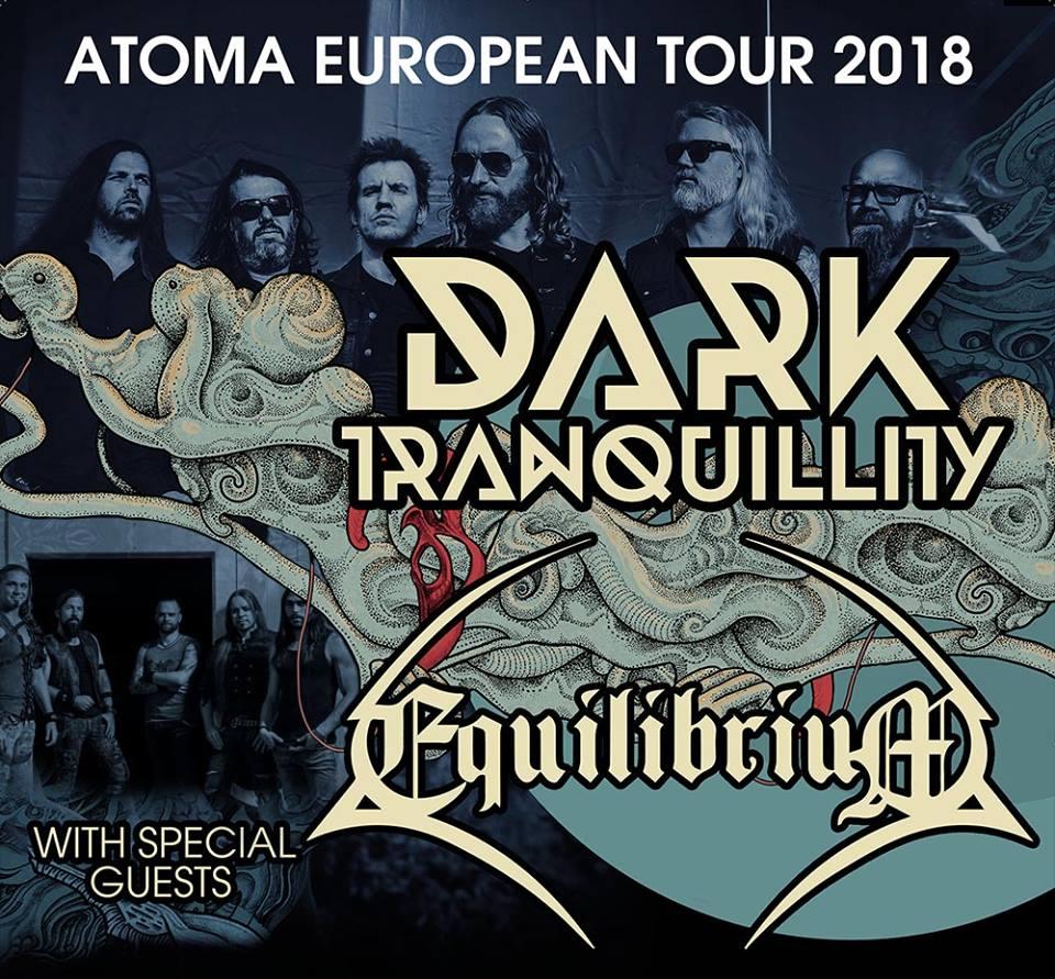 Dark Tranquillity Equilibrium Atoma