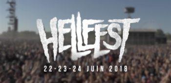 imagen de Deftones, Iron Maiden, Judast Priest, Megadeth y mucho más en el HELLFEST OPEN AIR 2018.