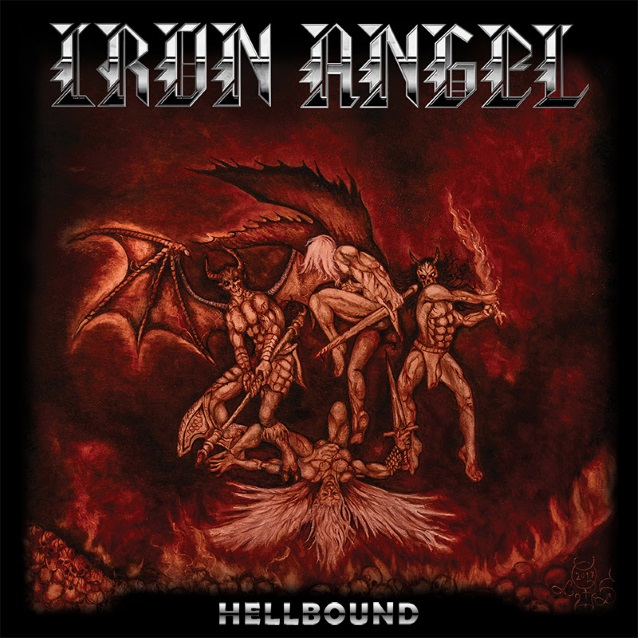 Iron Angel Hellbound