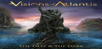 """imagen de Visions Of Atlantis regresa con """" THE DEEP & THE DARK""""."""