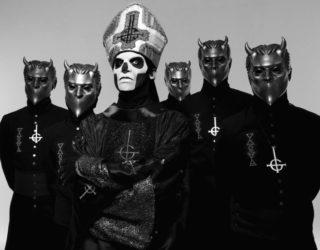 """imagen de GHOST lanzara su nuevo álbum en vivo """"Ceremony and Devotion"""""""