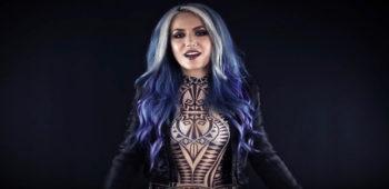 imagen de Entrevista con la vocalista de ARCH ENEMY , Alissa White-Gluz.