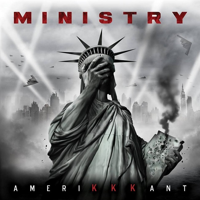 Amerikkkant Ministry