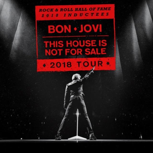 Bon Jovi Tour 2018