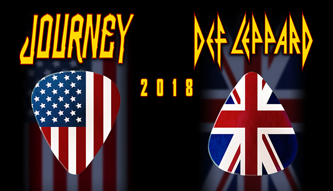 Journey Def Leppard