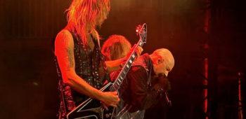 """imagen de Revisa las fechas de Judast Priest y su gira 2018 y escucha el nuevo teaser de """"Lightning Strike""""."""